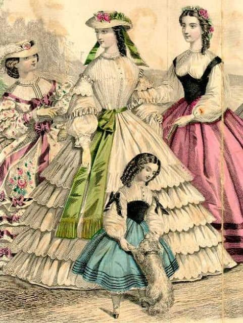 1860s Bodices Blouses And Waists Maggie May Clothing Fine Historical Fashion