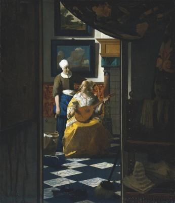 The_Love_Letter_Vermeer