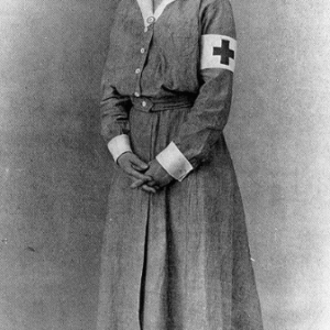WWI Ward nurse