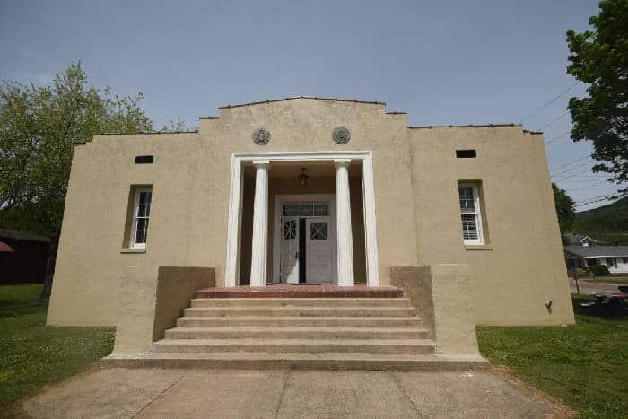 South Pittsburg Legion Hall