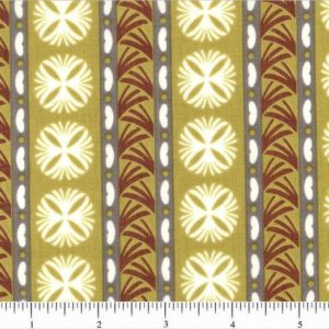 Reproduction print fabric