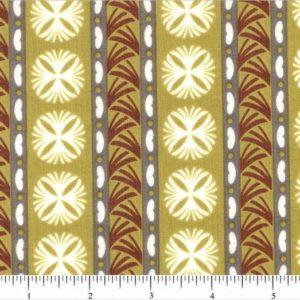 Reproduction print fabric