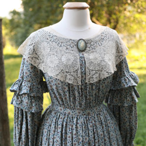 Romantic Era gown