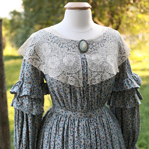 Romantic Era gown