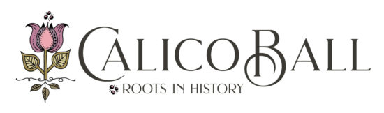 Calico Ball historical collective