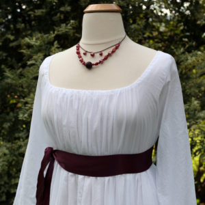 Georgian dress