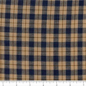 homespun plaid fabric