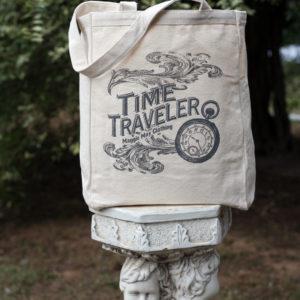 Time Traveler Tote
