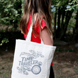 Time Traveler Tote
