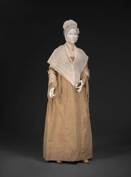 Quaker Gown