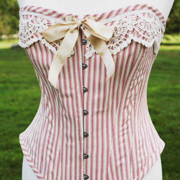 Victorian Overbust corset