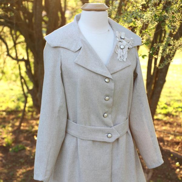 Suffragette Jacket