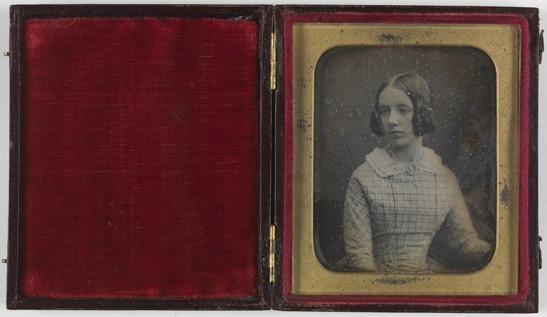 1840s portrait of a lady