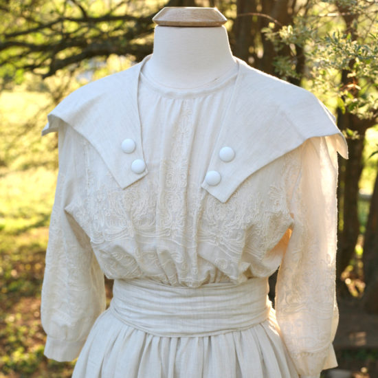 Suffragette Dress