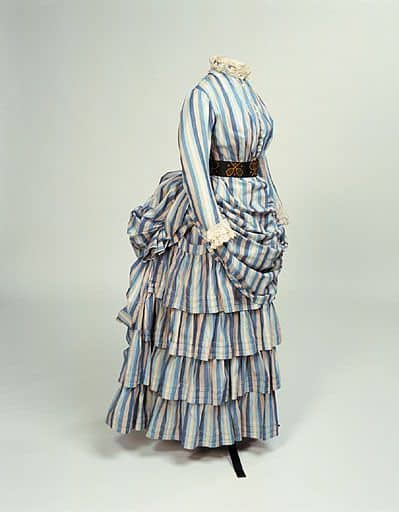 1880s tennis dress