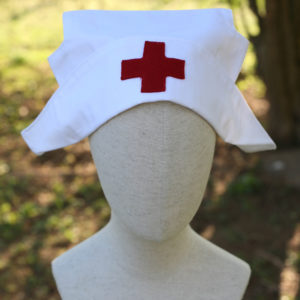 WWI Red Cross cap