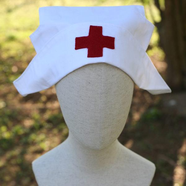 WWI Red Cross cap