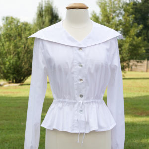 WWI Era shirtwaist