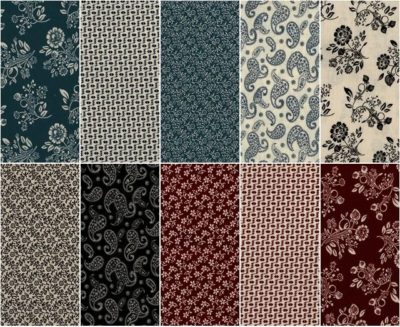 reproduction cotton print fabrics